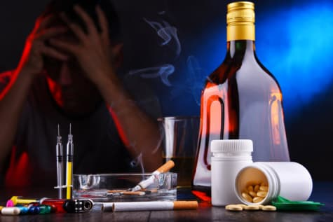 Reasons Why Young Adults Face Substance Abuse